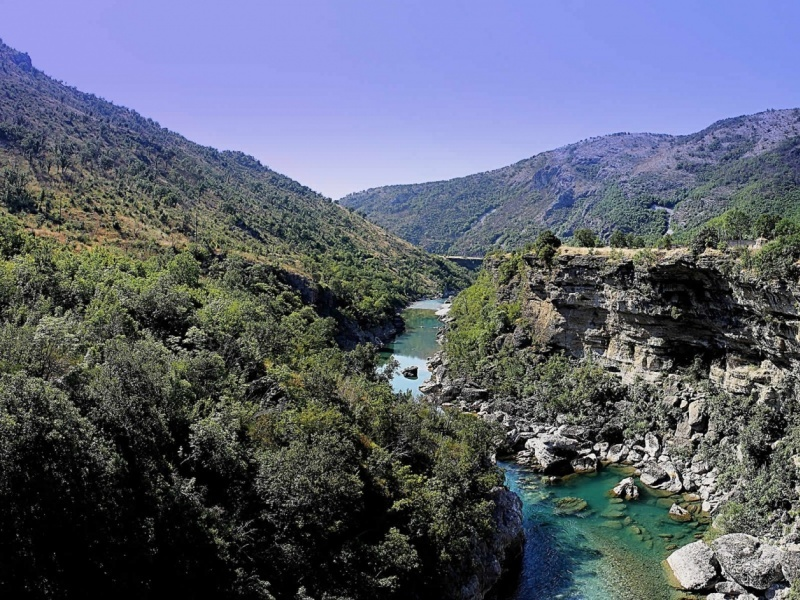Canyons – contrasts of Montenegro